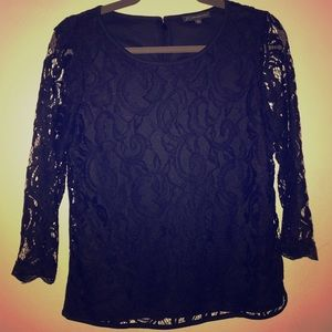Adrianna Papell 3/4 sleeve blouse